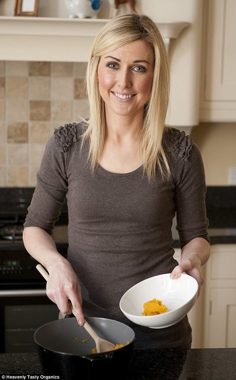 Mumpreneur signs £2 million deal with Tesco, Waitrose and Morrison's | OrganicNews | Scoop.it