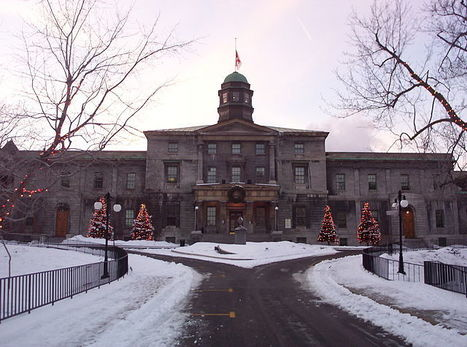10 Most Beautiful Campuses Around the World: #8 McGill University | Higher education News | Scoop.it