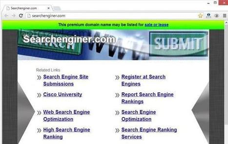 Remove Searchenginer.com Redirect Virus: Uninstall Searchenginer.com Redirect Virus | Remove Spyware Easily from your PC | Scoop.it
