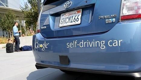 Google préparerait une flotte de taxis autonomes et gratuits | Google (For school) | Scoop.it