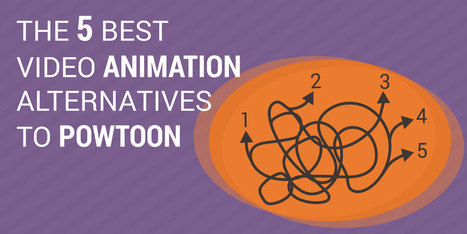 The 5 best video animation alternatives to Powtoon | PREZI en MOOVLY Nederland | Scoop.it