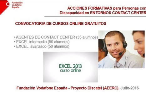 AEERC | Noticias sobre teletrabajo y discapacidad en Contact center | Scoop.it