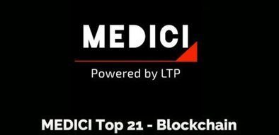 MEDICI Top 21 – Blockchain Awards: Announcing the Leaders Working With Technology of the Future   Financial Services Innovation and  Data Science   Scoop.it