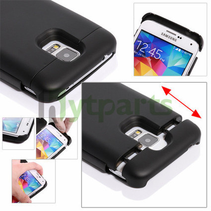 3200mAh Power Bank Battery Charger Case for Samsung Galaxy S5 | Phone Case Covers | Scoop.it