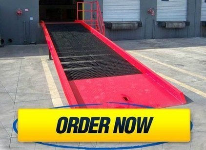 You Don't Need a Loading Dock Thanks to Steel Yard Ramps | Frames Now | Scoop.it