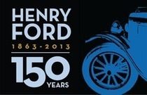 Henry Ford 150 | CELEBRATE HENRY FORD'S LIFE ON THE 150TH ANNIVERSARY OF HIS BIRTH. | _Ford-Motor-Company_by AMM | Scoop.it