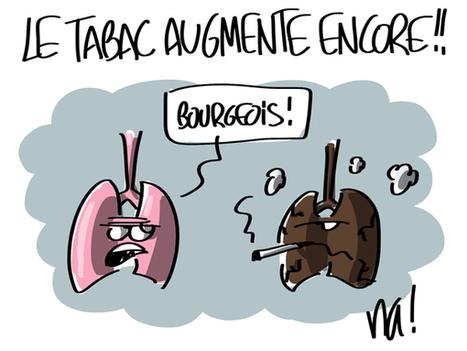 Le tabac augmente encore | Quentin Romney | Scoop.it