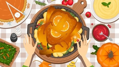 A seat at the Thanksgiving table: Business leaders share the techies they'd invite | Modernist Cuisine | Scoop.it