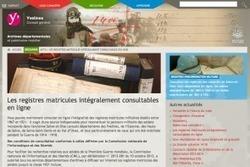 Tous les registres matricules de l'ancienne Seine-et-Oise sont en ligne | GenealoNet | Scoop.it