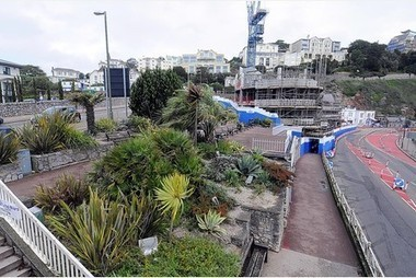 Palm Court firm's plan to use part of Torquay seafront garden - Torquay Herald Express | Urban Gardening | Scoop.it