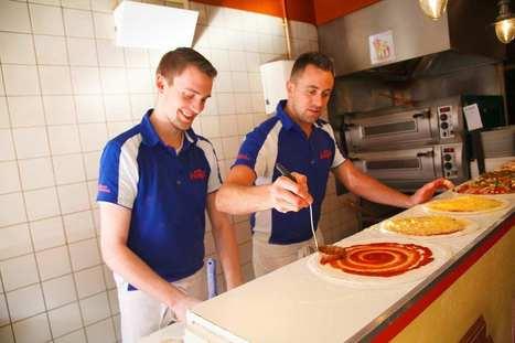 Interview met de pizzabakkers van Pizzeria Pompeï - Welkom in Leeuwarden | La Cucina Italiana - De Italiaanse Keuken - The Italian Kitchen | Scoop.it