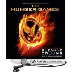 Amazon.com: The Hunger Games (Audible Audio Edition): Suzanne Collins, Carolyn McCormick: Books   Everything AudioBooks   Scoop.it
