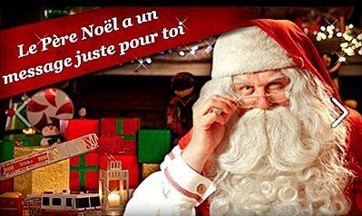 Vidéo du Père Noël personnalisée pour les enfants! | elsa | Scoop.it