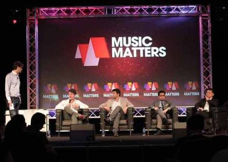 The importance of being social: Digital & Music Matters   Strategic Intelligence in SE Asia   Scoop.it