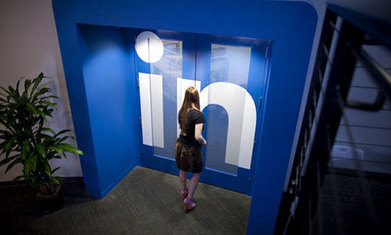 Why LinkedIn should be your first port of call for B2B marketing - The Guardian | Social Media Feed | Scoop.it