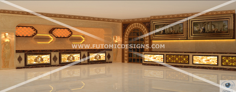 Roman Themed Banquet Hall: A Wonder of Wonders | Interior Designing Services | Scoop.it