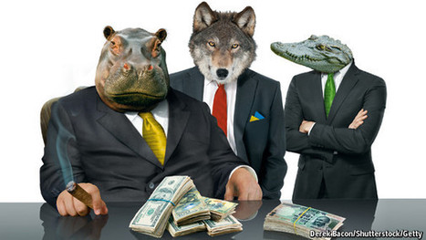 The new age of crony capitalism | Sustain Our Earth | Scoop.it
