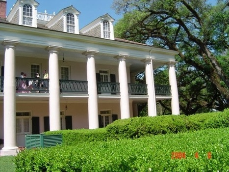 Versailles to Victoria: Chateau of the day: Oak Alley Plantation | Oak Alley Plantation: Things to see! | Scoop.it