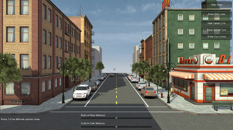 This amazing 3-D tool might transform street planning | Awesome ReScoops | Scoop.it