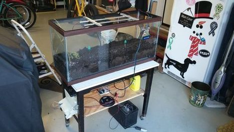 An Arduino, Hydroponics, and You: A Solar Powered Microcontroller Garden | Open Source Hardware News | Scoop.it