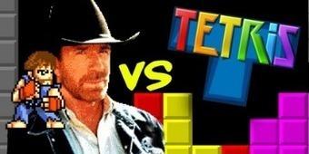 Chuck Norris vs Tetris | Envie de se Marrer,Videos Humour, Image insolite,Blagues Marrantes | Envie de se Marrer | Scoop.it