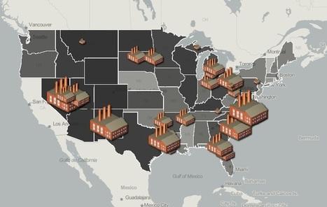 3 herramientas gratuitas para crear mapas geográficos interactivos | Cool Stuff | Scoop.it