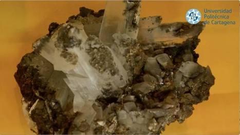 Video sobre cristalografía (UPCT) | Educación Química | NOTICIAS DE QUÍMICA | Scoop.it