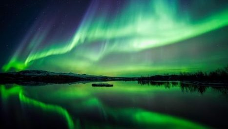 Time-lapse: Superb Northern Lights over Reykjavik, Iceland | Science and Technology | Scoop.it