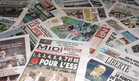 La presse écrite algériennesurvivra-t-elle à la crise? | DocPresseESJ | Scoop.it