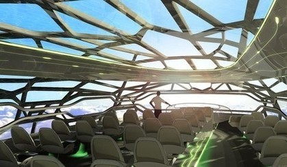 L'avion du futur présenté à Edimbourg - Innovation  - Les clés de demain - Le Monde.fr / IBM | Innovations urbaines | Scoop.it