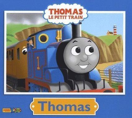 'Thomas le petit train' se dote d'un nouveau magazine pour enfants | Bibliothèque et Techno | Scoop.it