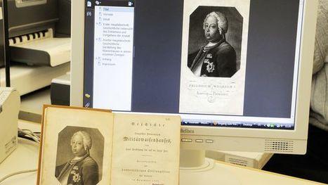 Internetportal: Urheberrecht bremst die Deutsche Digitale Bibliothek | Medialer Wandel | Scoop.it