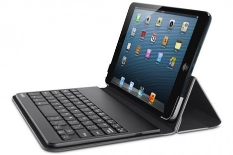 Belkin Unveils New iPad Mini Portable Keyboard Case | Technology in Business Today | Scoop.it