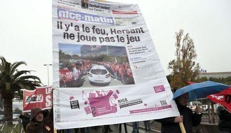 Nice-Matin: possible sursis de deux mois avant un redressement judiciaire | Les médias face à leur destin | Scoop.it