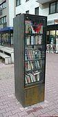 Localisation et photos des bibliotheques  de rue en Allemagne – Wikipedia | Outils et  innovations pour mieux trouver, gérer et diffuser l'information | Scoop.it