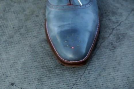 Les chaussures GPS | Actu des loisirs de plein air | Scoop.it