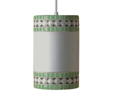 A19 Lighting PM20301-MI Borders Pendant Mint Green | Home Remodeling | Scoop.it