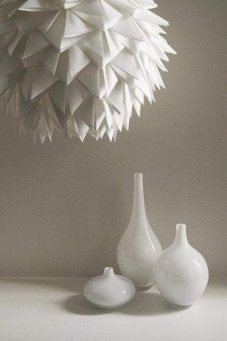 Design & Origami - TLD Toute La Decoration   Mobilier d'exception   Scoop.it