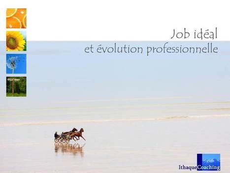 Job idéal et évolution professionnelle | Sylvaine Pascual | Entretiens Professionnels | Scoop.it