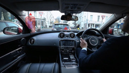 Augmented driving. | AR Technology & Marketing | Scoop.it