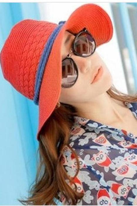 Chic New Arrival All-Matched Red Hat | Fashion Zone | Scoop.it