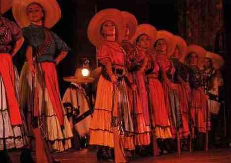 El Ballet de Amalia Hernández :: Noticieros Televisa | BAILES MEXICANOS | Scoop.it