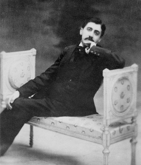 """Cinq raisons de (re)lire... Marcel Proust et """"La Recherche""""   La tentation de la fuite   Scoop.it"""