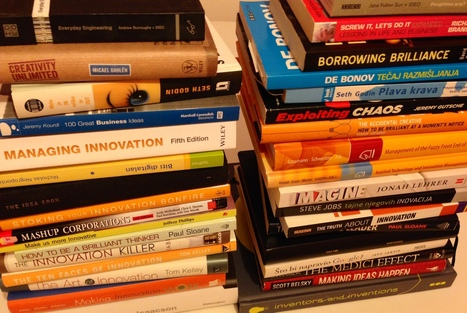 Books about innovation - my choice | Innovation | Scoop.it