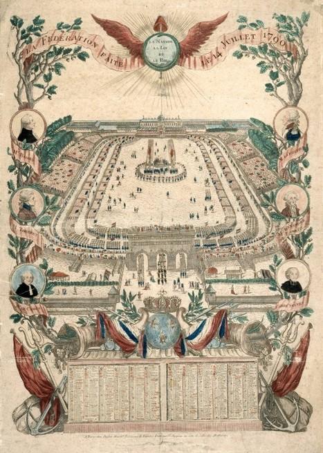 La Fête de la Fédération, 14 juillet 1790 | Nos Racines | Scoop.it