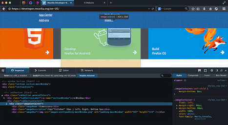 Firefox Developer Edition | web tendencies | Scoop.it