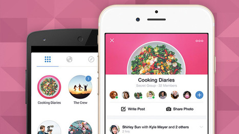 Facebook Groups: Now there's an app for that | Kore Social Mix | Scoop.it
