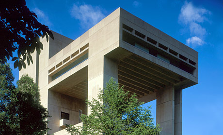 AD Classics: Herbert F. Johnson Museum of Art, Cornell University / I.M. Pei | Architecture and Photography | Scoop.it