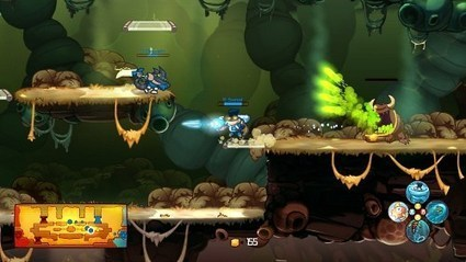 Joost's Dev Blog: Awesomenauts announced! | Depth and Parallax in games | Scoop.it