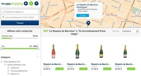 Mappy met les commerçants au coeur de sa stratégie | Stratégies | Scoop.it